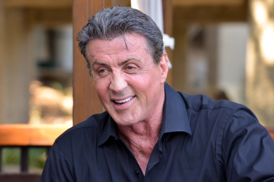 Sylvester Stallone and His Family Are Guests of Honor at A Dinner to Celebrate the 9th Annual Acapulco Film Festival
