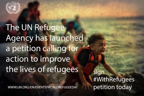 день беженцев