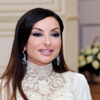Первая леди Азербайджана