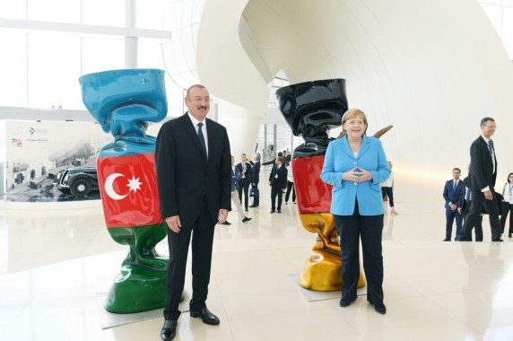 алиев-меркель