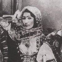 Азербайджанская поэтесса, дочь последнегокарабахского хана