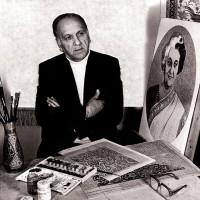 Основоположник портретного жанра в азербайджанском ковроткачестве