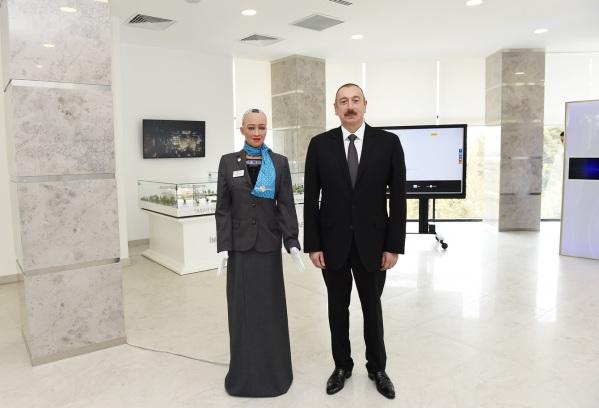 sophia and president
