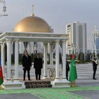Азербайджан и Туркменистан наметили основные направления сотрудничества