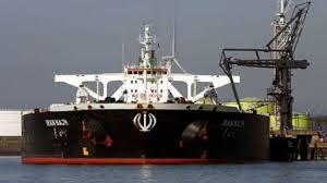 tanker IRI
