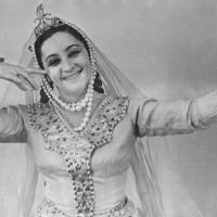 Известная азербайджанская танцовщица и хореограф