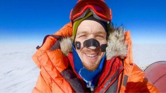 antarktida colin