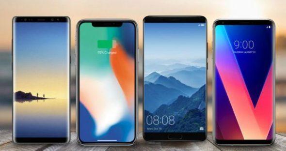 top 5 smartfon