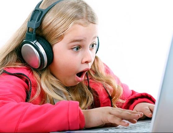 дети интернете