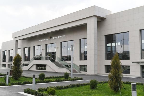 bakmil stansiya