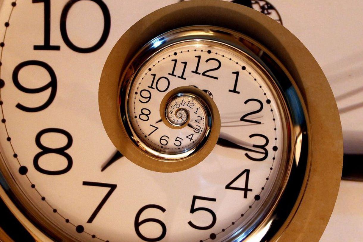 развёрнутое время
