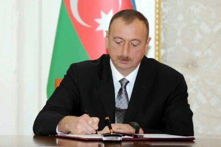 ilham aliyev ukaz