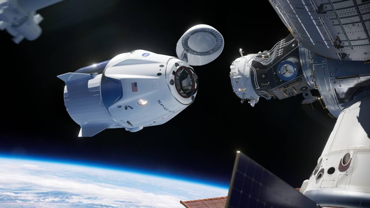 space x dragon2