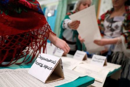 украина-выборы