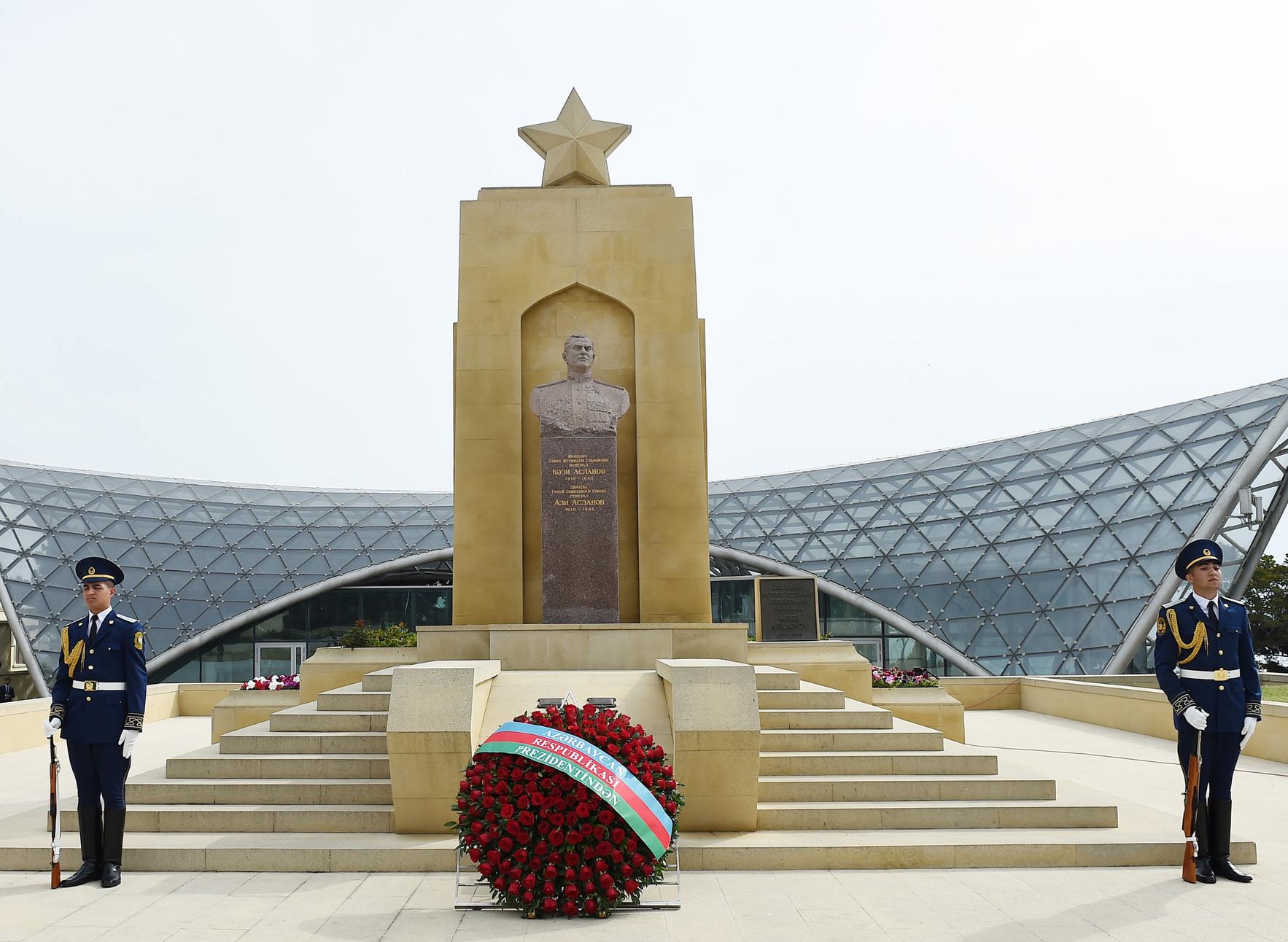 Азербайджан -день победы