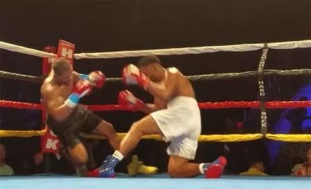 боксёры-нокдаун