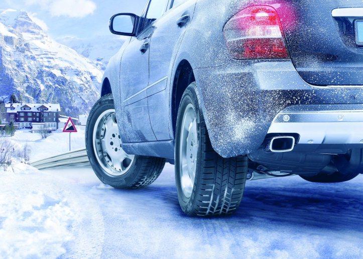 автомобиль-зима