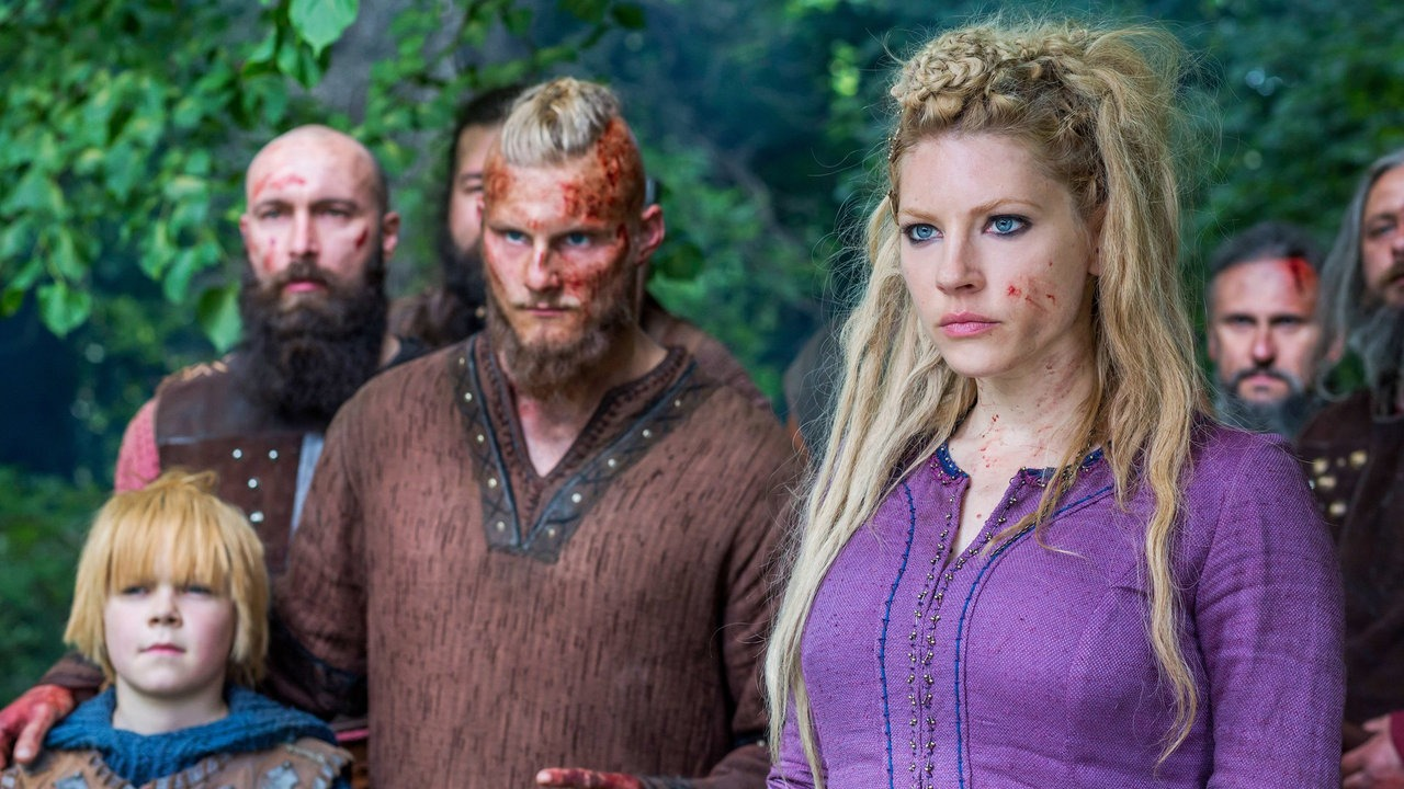 викинги 6 сезон