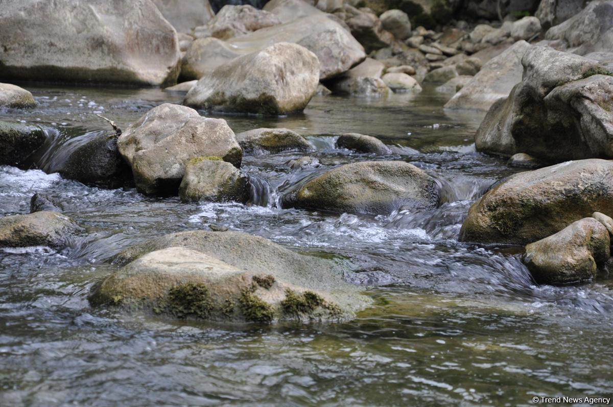 вода-река