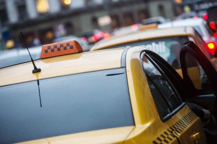 такси без водителя