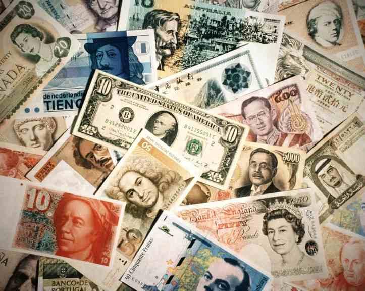 факты о деньгах