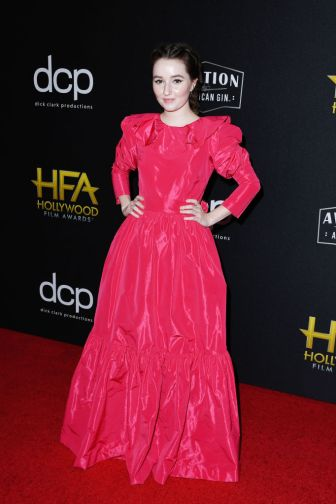 BEVERLY HILLS, CALIFORNIA - NOVEMBER 03: Kaitlyn Dever attends the 23rd Annual Hollywood Film Awards at The Beverly Hilton Hotel on November 03, 2019 in Beverly Hills, California. (Photo by Steve Granitz/WireImage)