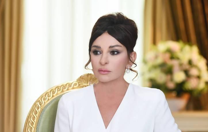 мехрибан алиева-интервью-тасс