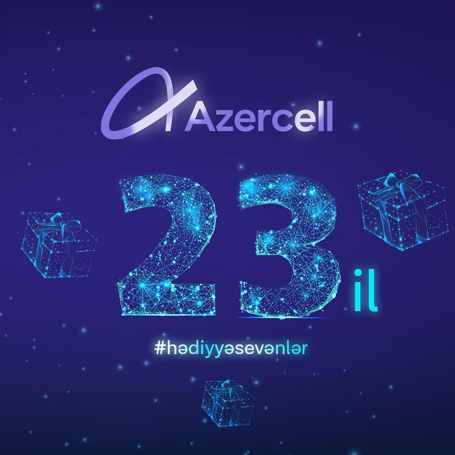 Azercell 23 il