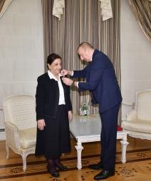 президент-Диляря Сеидзаде1