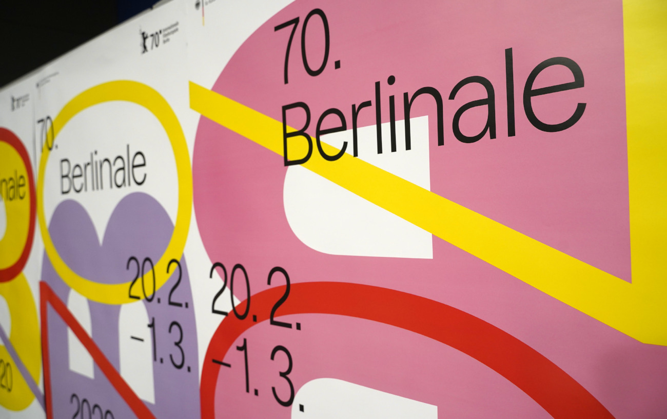 Pressekonferenz der 70. Internationalen Filmfestspiele Berlin