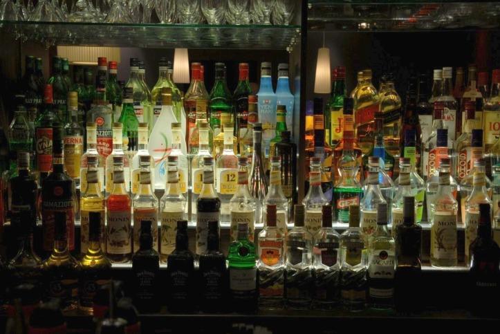 аолкогольные напитки