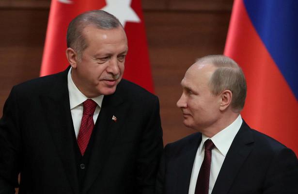 эрдоган-путин