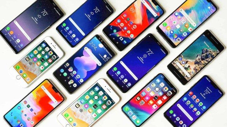 самые популярные смартфоны 2020