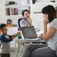 Каких правил следует придерживаться работая из дома?