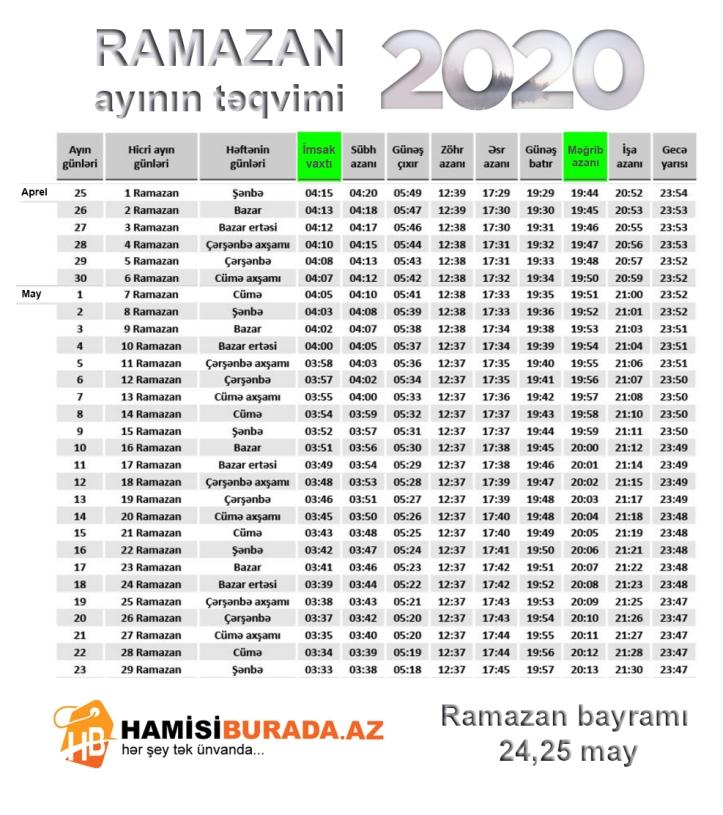 ramazan-ayinin-teqvimi-2020
