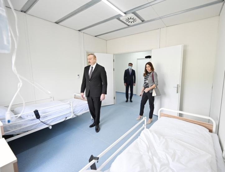 президент-леди-больница