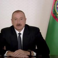 President İlham Əliyev Rusiya telekanallarına müsahibəsi təqdim edilib - VİDEO