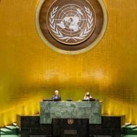 Президент Азербайджана в Генассамблее: вопрос территориальной целостности Азербайджана никогда не был и не будет предметом обсуждения - ВИДЕО
