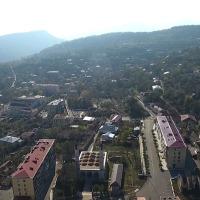 Şuşa şəhərinin havadan videogörüntüsü – VİDEO
