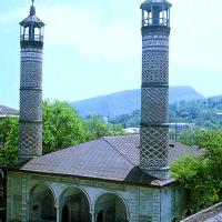 Şuşanın ilk məscidi – TARİXƏ SƏYAHƏT