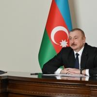 Prezident İlham Əliyev: Azərbaycan xalqı Türkiyə kimi müttəfiqi olmasından çox məmnundur