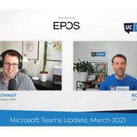 В Microsoft Teams появится сквозное шифрование и вебинары до 1000 человек