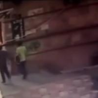 Prokurorluq 14 yaşlı uşağın başına daş parçasının düşməsi ilə bağlı araşdırma aparır - VİDEO