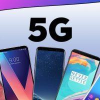 Поставки смартфонов 5G превысят объемы поставок 4G