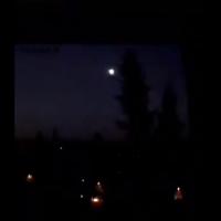 В Норвегии упал большой метеорит - ВИДЕО