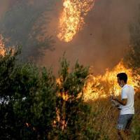 Azərbaycan Türkiyədə baş verən yanğınları söndürməyə heyət göndərir