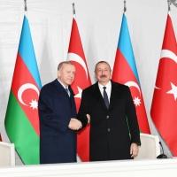 Azərbaycan Prezidenti: Türkiyə və Azərbaycan qardaşlığı dünya çapında önəmli amilə çevrilib