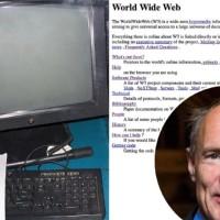 Первый в мире веб-сайт и не только: Как изменились технологии - ФОТО